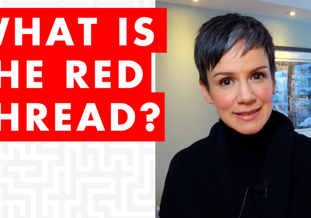 What Is The Red Thread? – EP002