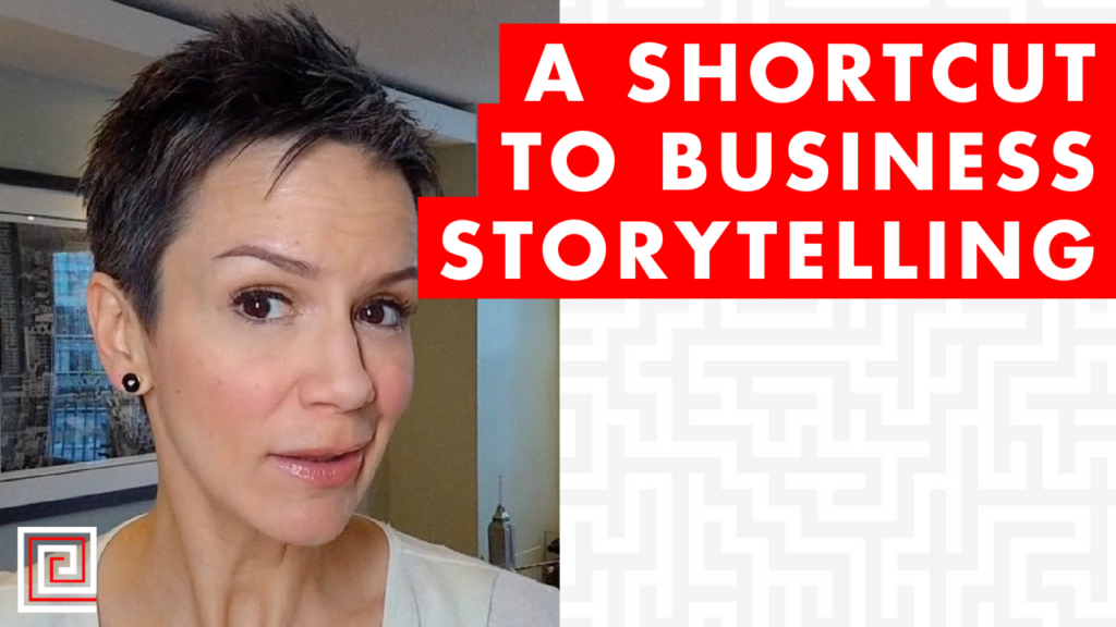 business storytelling-red thread-storytelling