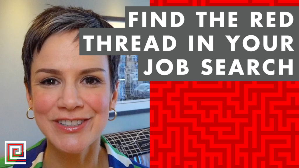 job search-red thread-tools