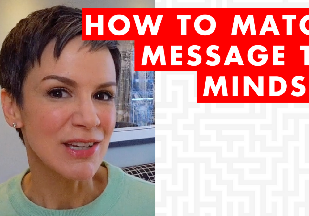 How to Match Message to Mindset – EP013