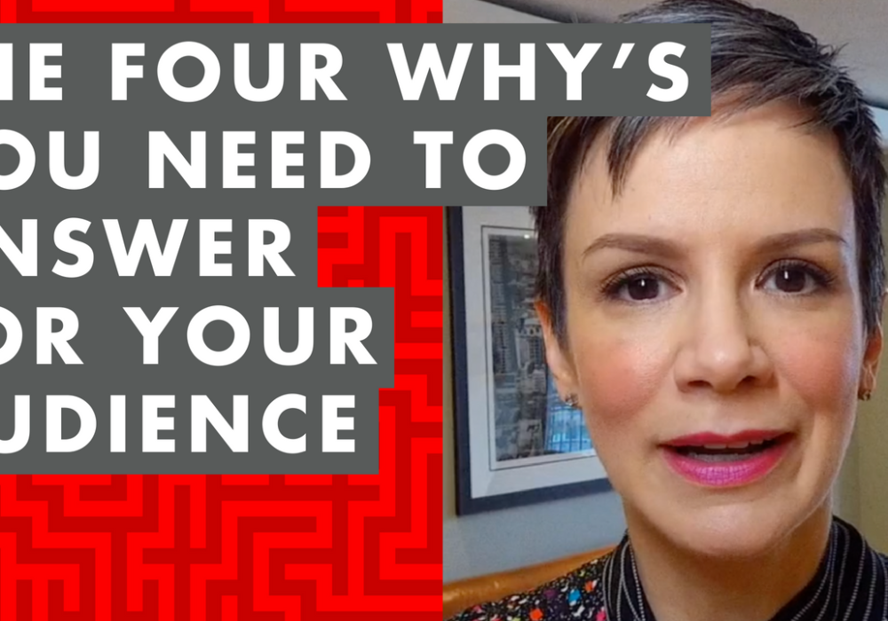 How to Find Your Why… All Four of Them – EP067