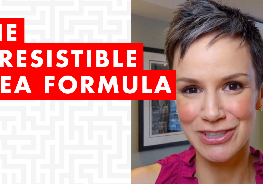 EP069: The Irresistible Idea Formula