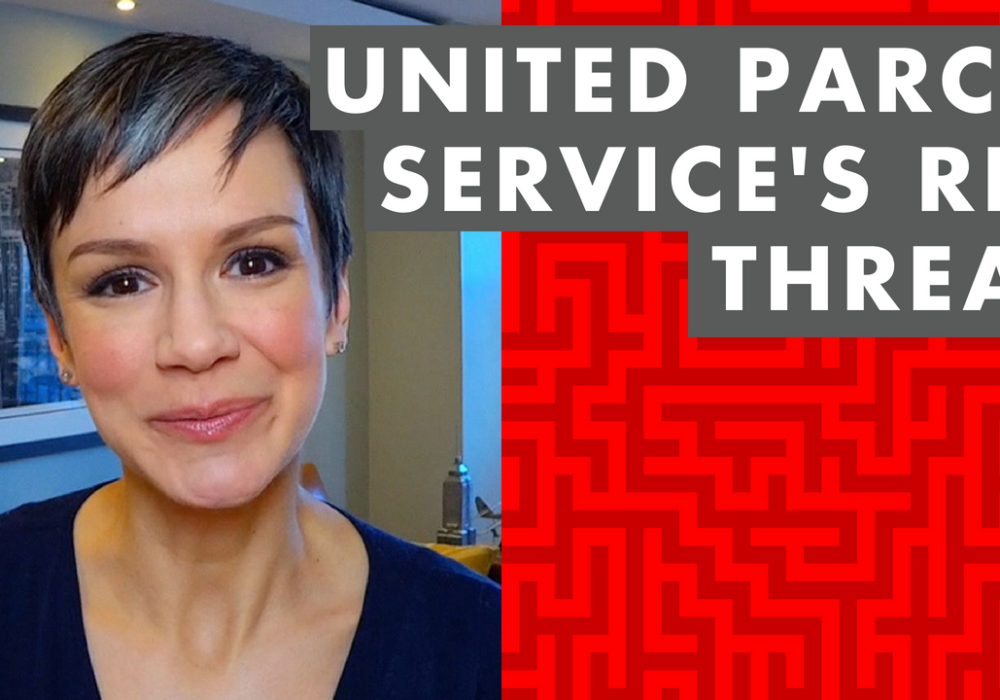 The Red Thread of United Parcel Service (UPS) – EP 006
