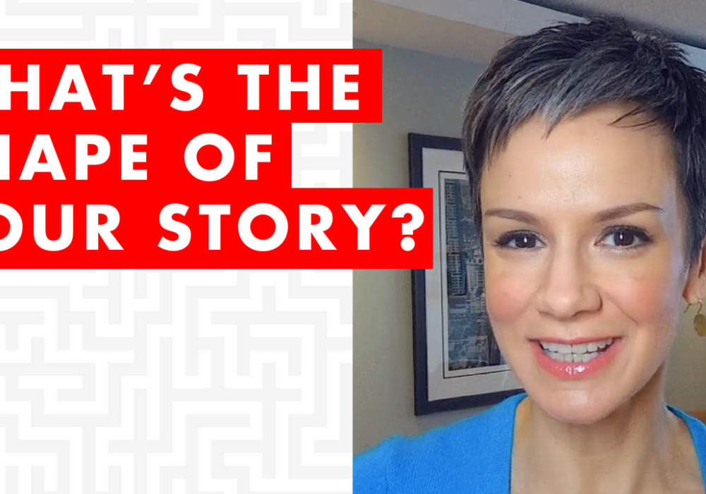 EP 048: What is the Shape of Your Story?