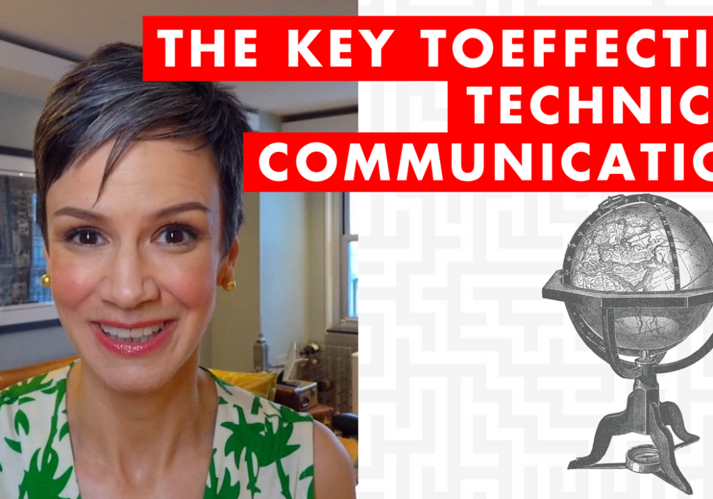 The Key to Effective Technical Communication – EP074
