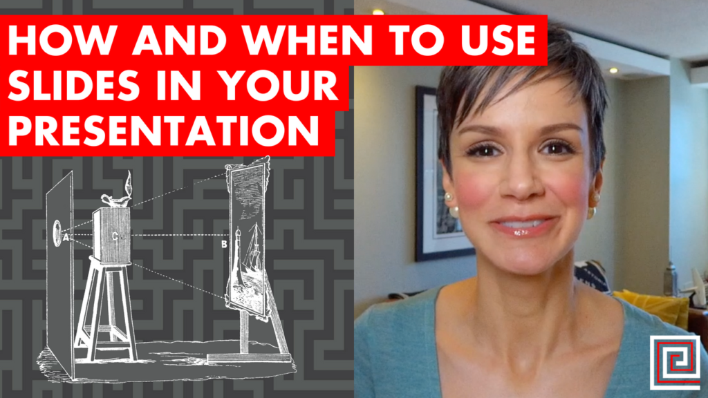 How and When to Use Slides in Your Presentation - EP080