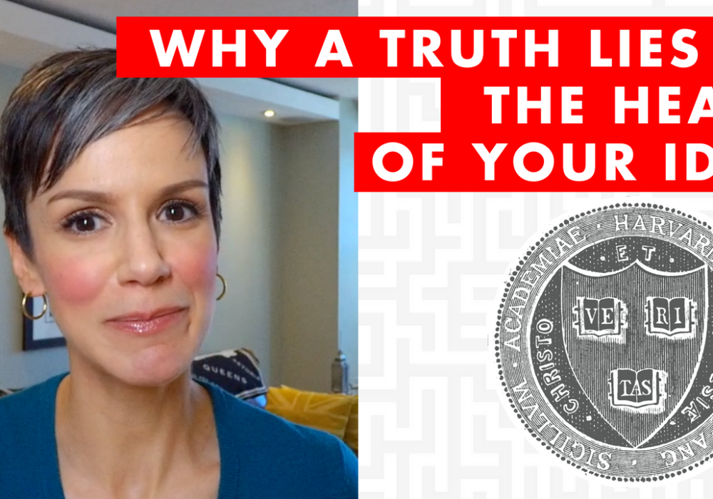 Why a Truth Lies at the Heart of Your Idea – EP078