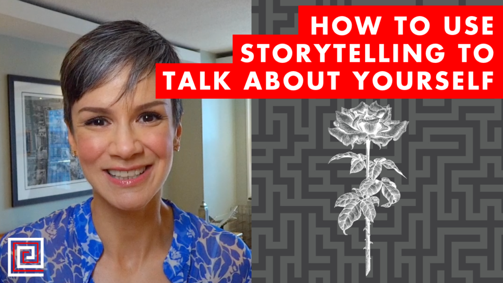 How to Use Storytelling to Talk About Yourself - EP084