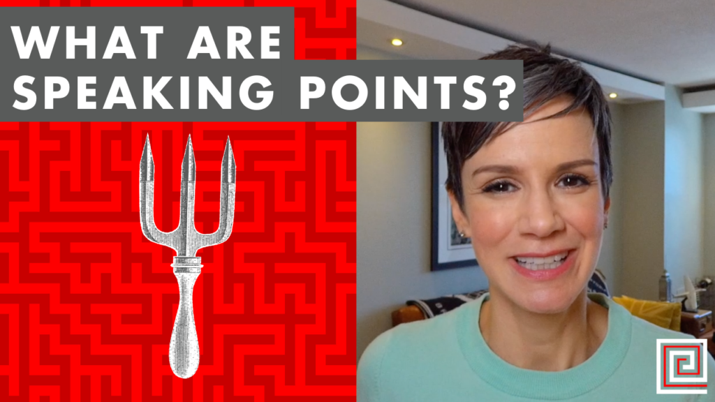 What Are Speaking Points? - EP:085