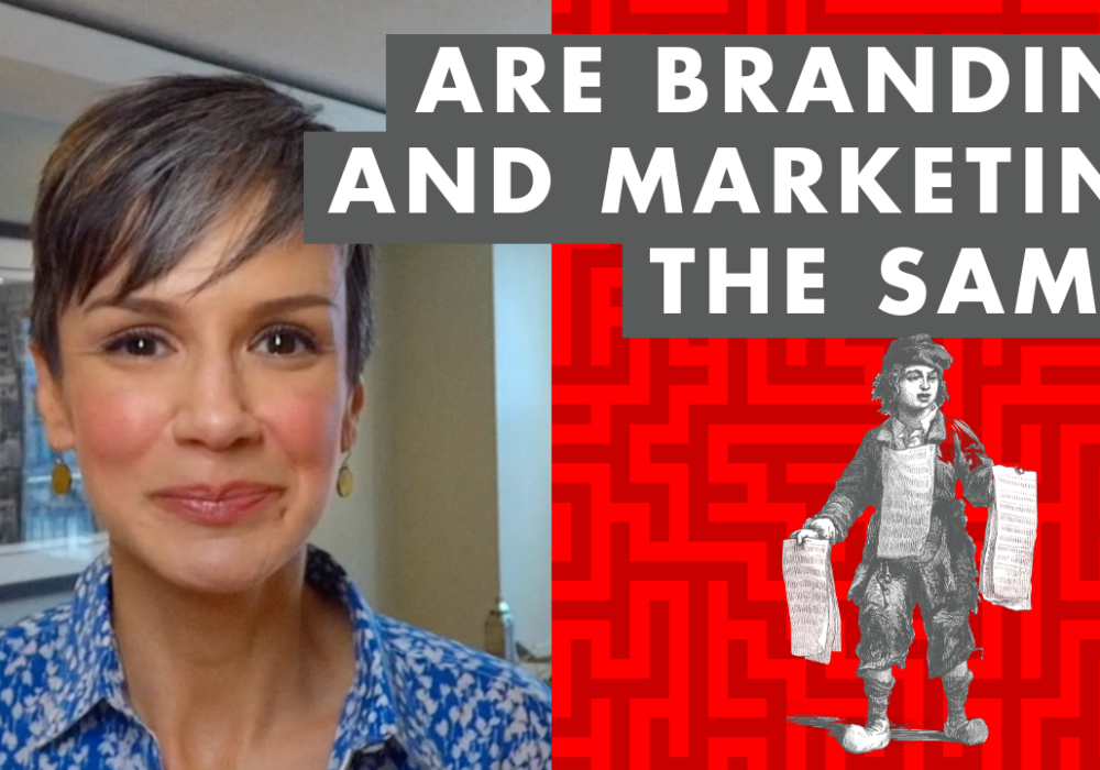 Are Branding and Marketing the Same? - EP:086