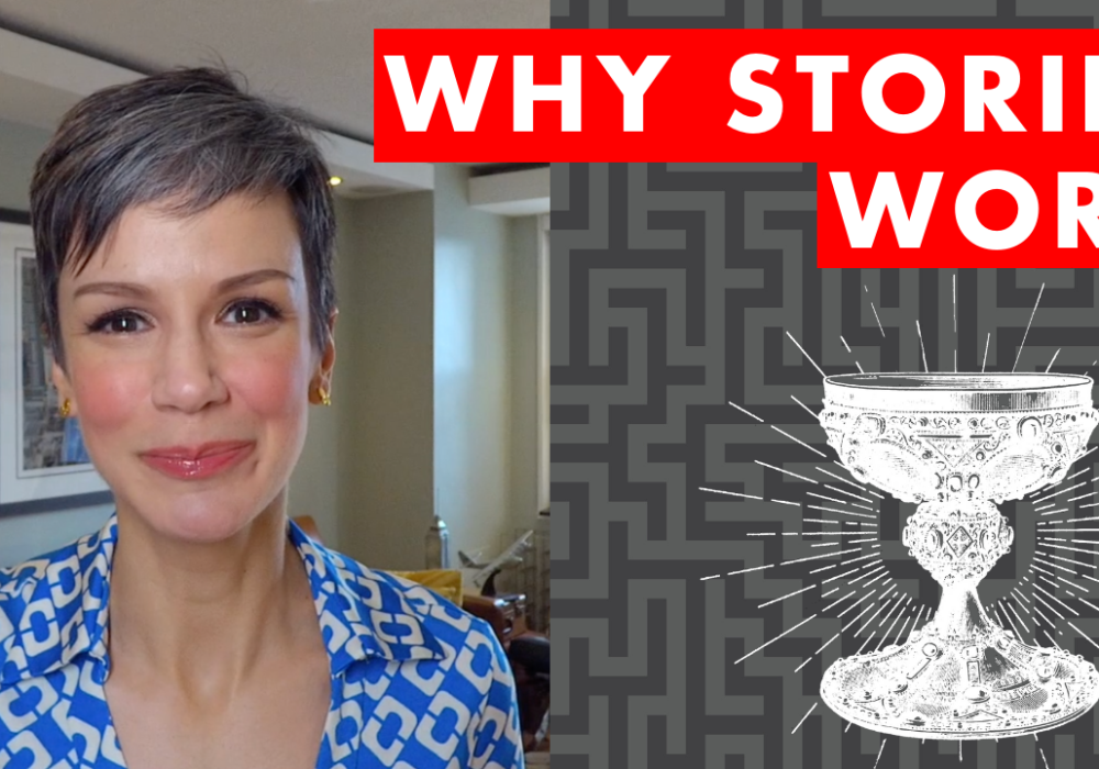 Why Stories Work How to Use Them for Storytelling in Business EP:090