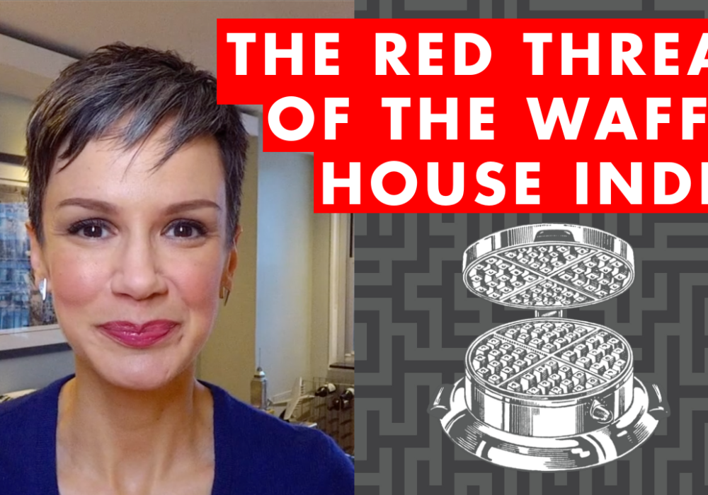 The Red Thread of the Waffle House Index - EP:092