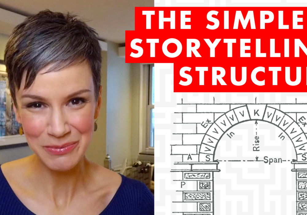 The Simplest Storytelling Structure - EP:094