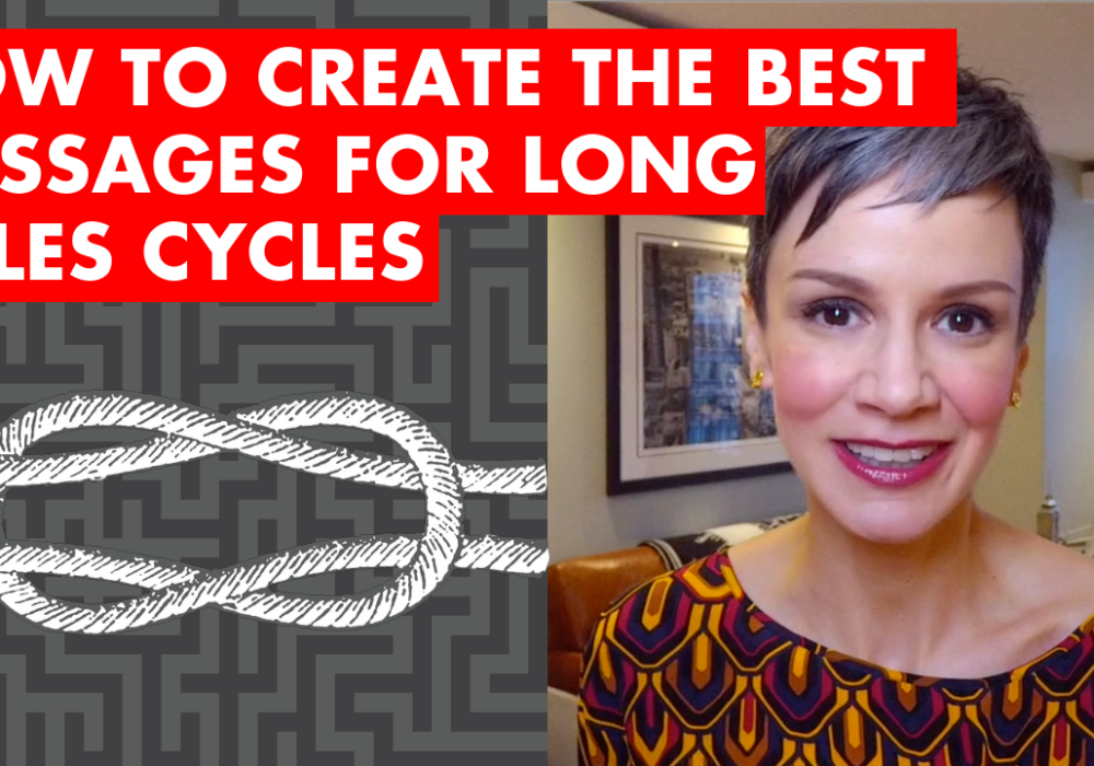 How to Create the Best Messages for Long Sales Cycles - EP:095