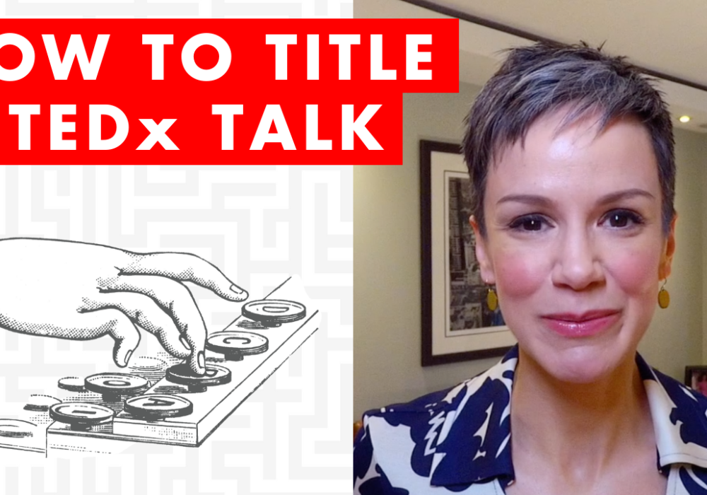 How to Title a TEDx Talk - EP:097